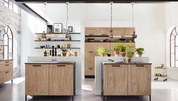 Stoer Trendy Industriele Keukens Eigenhuis Keukens