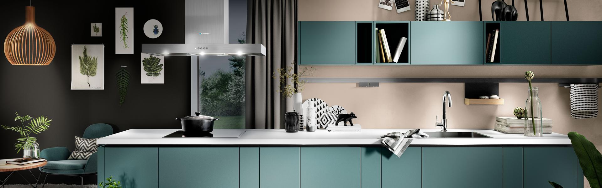 Aanbod aan luxe blauwe keukens | Eigenhuis Keukens