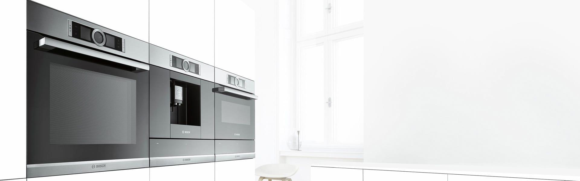 Bosch keukenapparatuur en inbouwapparatuur