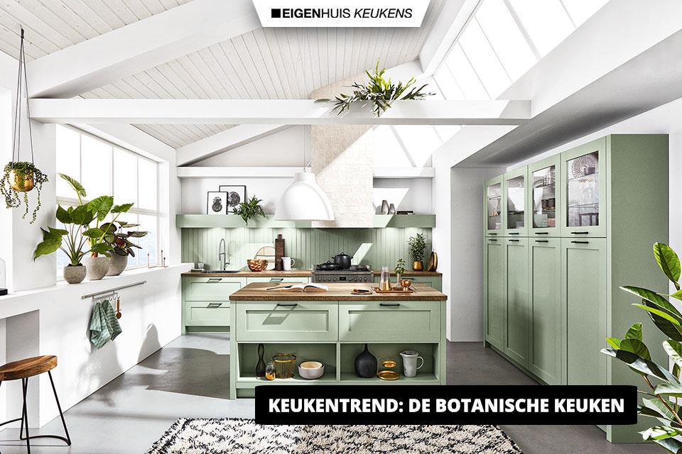 De botanische keukentrend