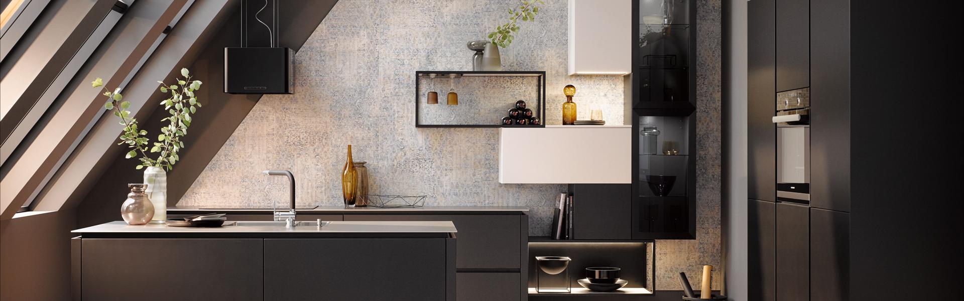 Design keukens bij showroom Capelle a/d IJssel