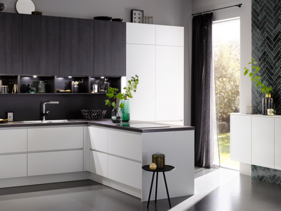 Ecook Plus witte keuken | Eigenhuis Keukens