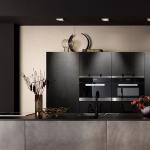 Ecook Exclusiv donkere keuken | Eigenhuis Keukens