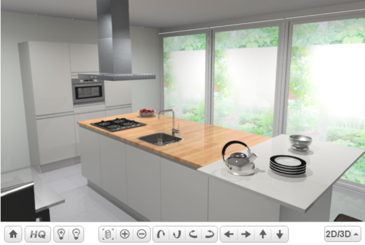 Ontwerp Je Nieuwe Keuken Online Eigenhuis Keukens
