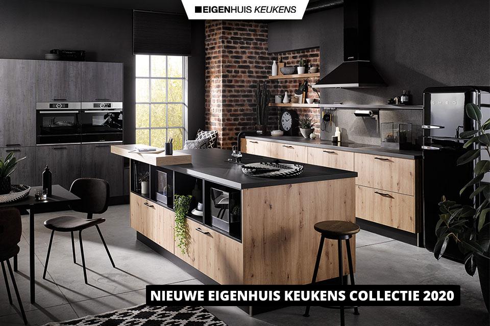 Collectie Eigenhuis Keukens 2020