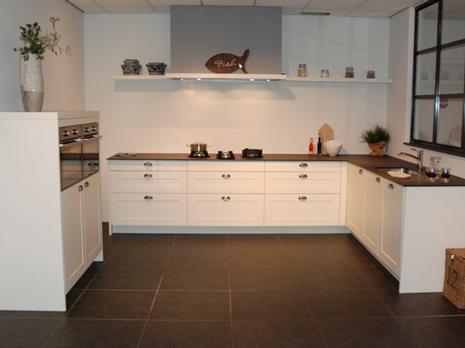 Eigenhuis Plus U-vormige keuken