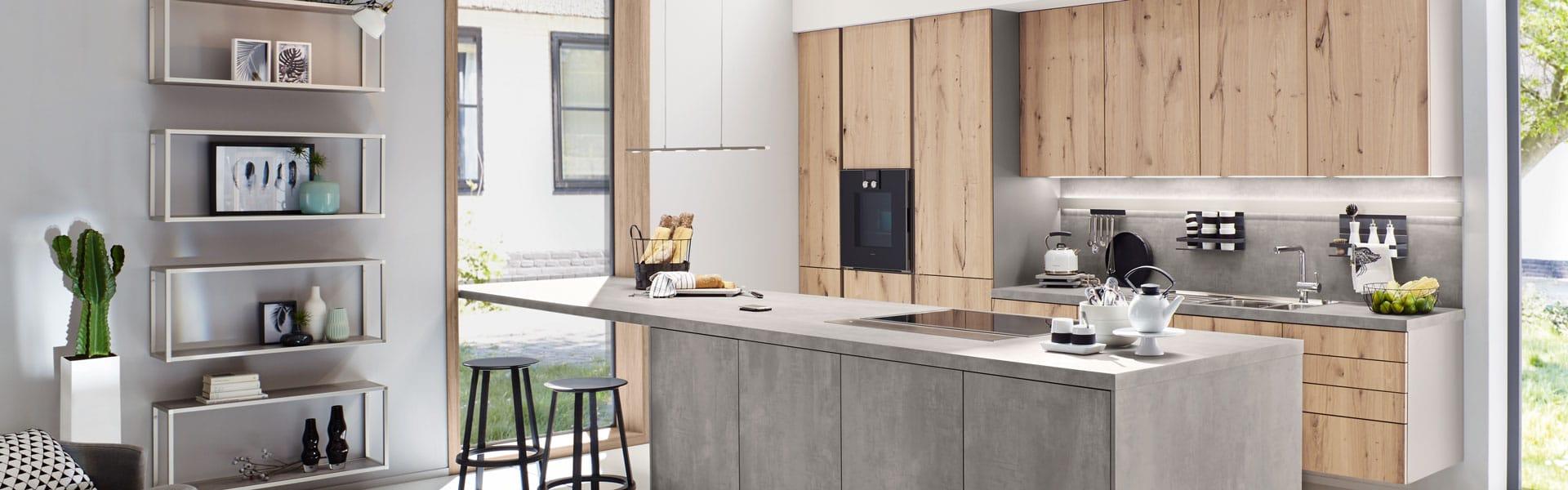 Grijze keuken kopen | Eigenhuis Keukens