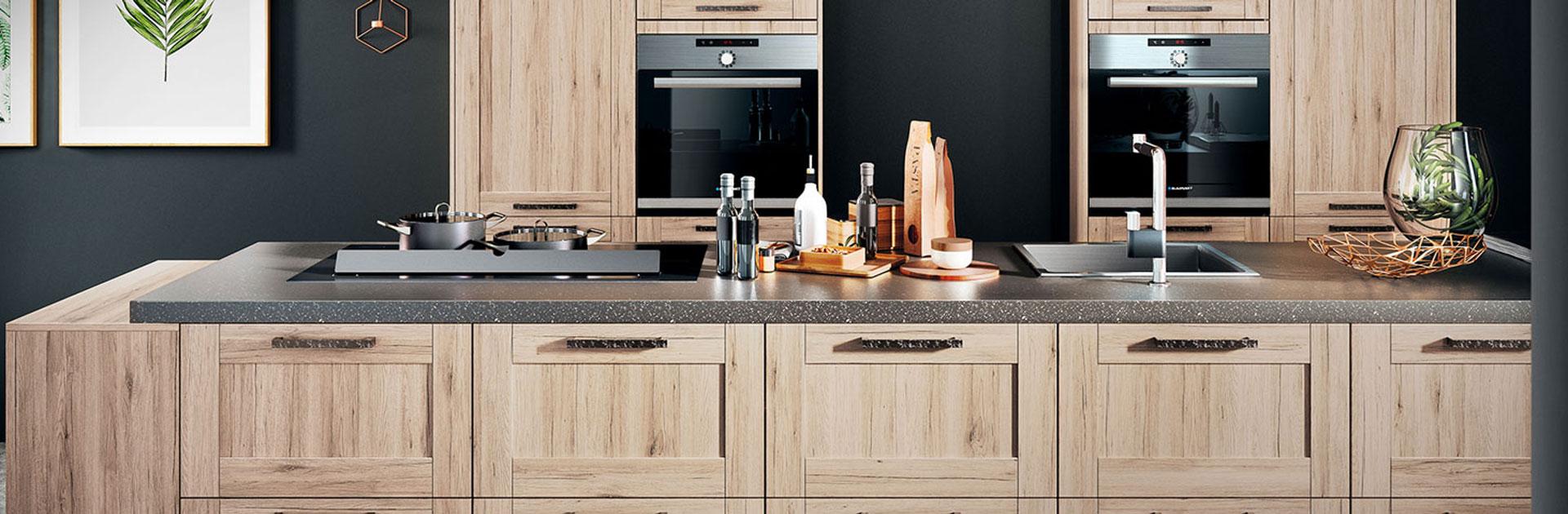 Houten ECOOK keuken | Eigenhuis Keukens