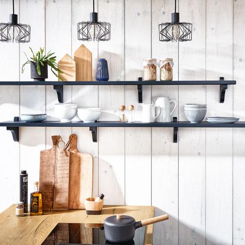 Houten keuken inspiratie bij Eigenhuis Keukens