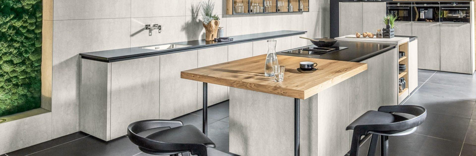 Keuken met geïntegreerde afzuiging | Eigenhuis KeukensKeuken met geïntegreerde afzuiging | Eigenhuis Keukens