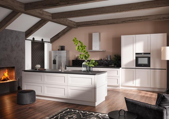 Keukens Haarlem | Eigenhuis Keukens