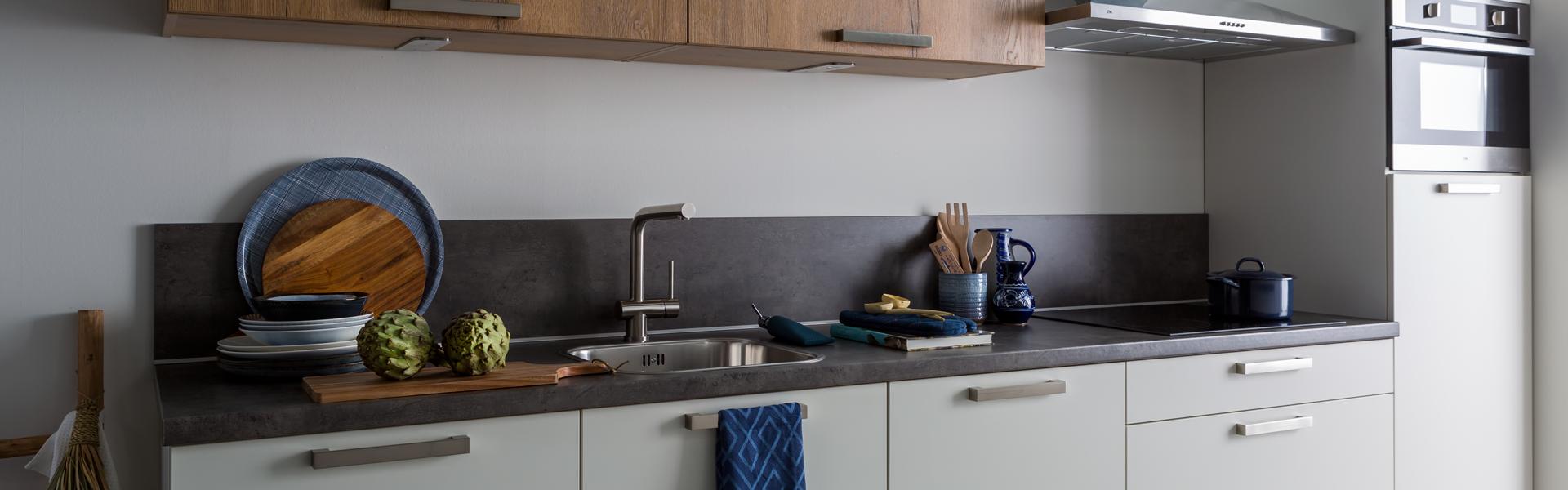 Kleine lichte keukens | Eigenhuis Keukens