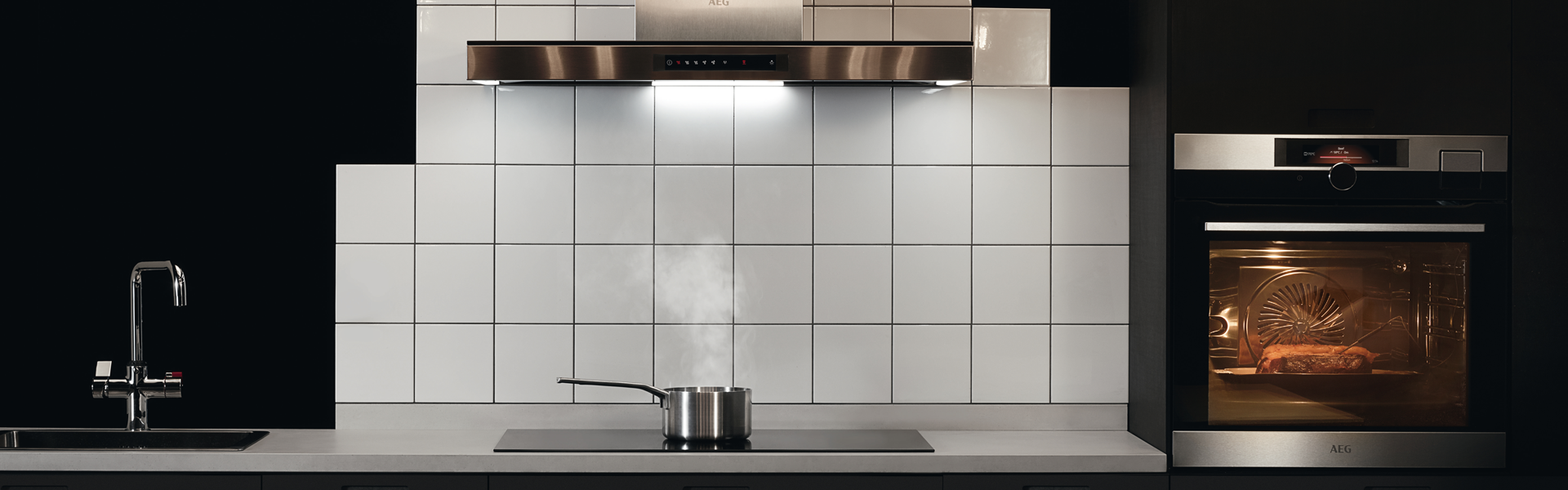 Luxe rechte keukens van Eigenhuis Keukens