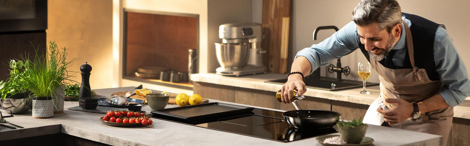 Mooie keukens met ATAG inbouwapparatuur | Eigenhuis Keukens
