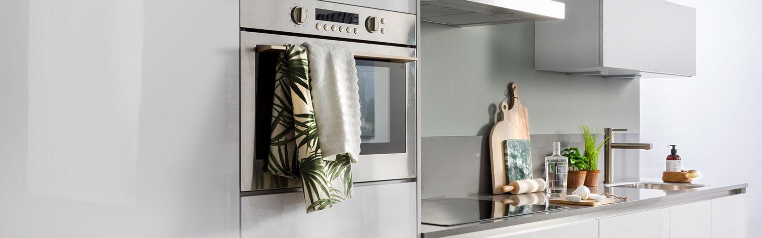 Nieuwe witte keuken kopen | Eigenhuis Keukens