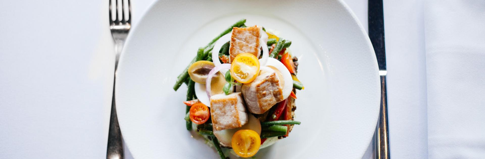 Salade Oosterse kip | Eigenhuis Keukens