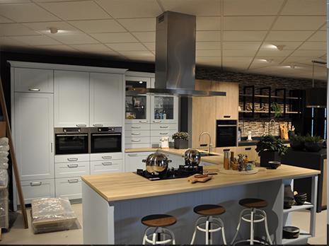 Eigenhuis IQ U-vormige keuken