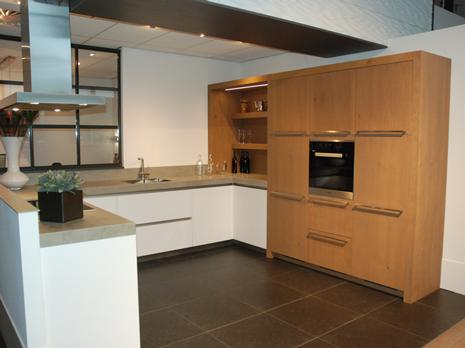 Eigenhuis Xclusiv Keuken in U-vorm