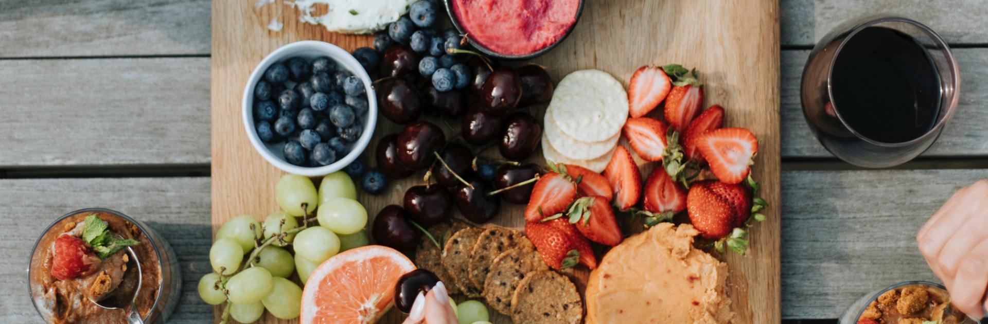 Vegetarische bbq | Eigenhuis Keukens
