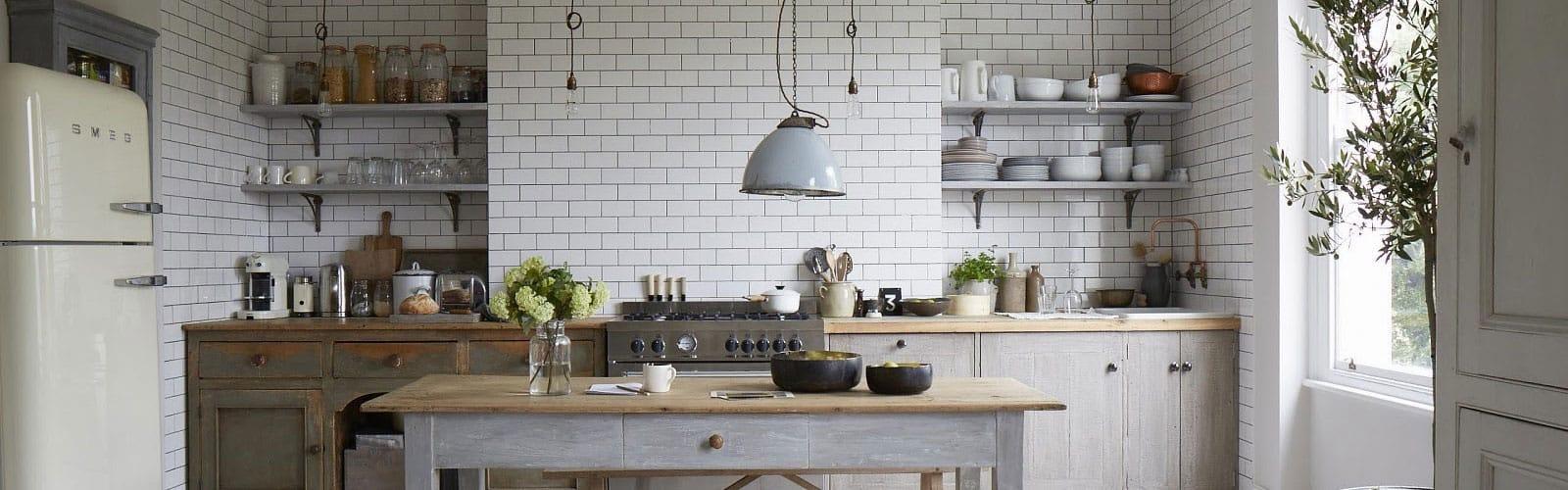 Vintage keuken | Retro keuken | Eigenhuis Keukens