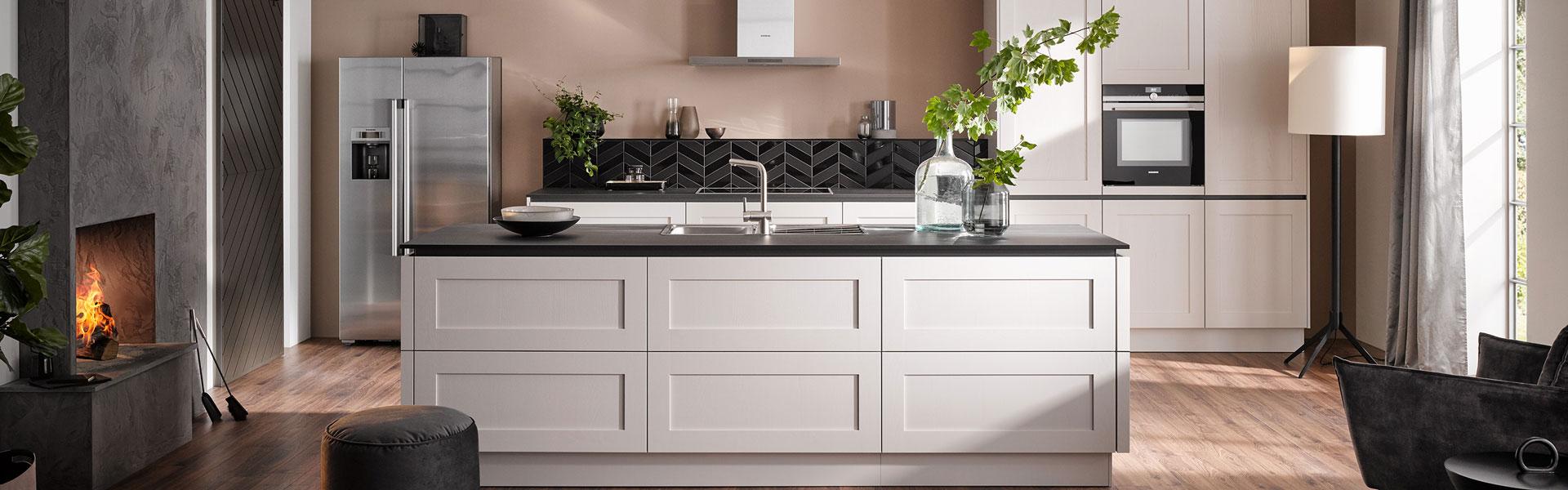 Klassieke keuken met accessoires | Eigenhuis Keukens