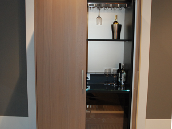 Wijnklimaatkast | Eigenhuis Keukens