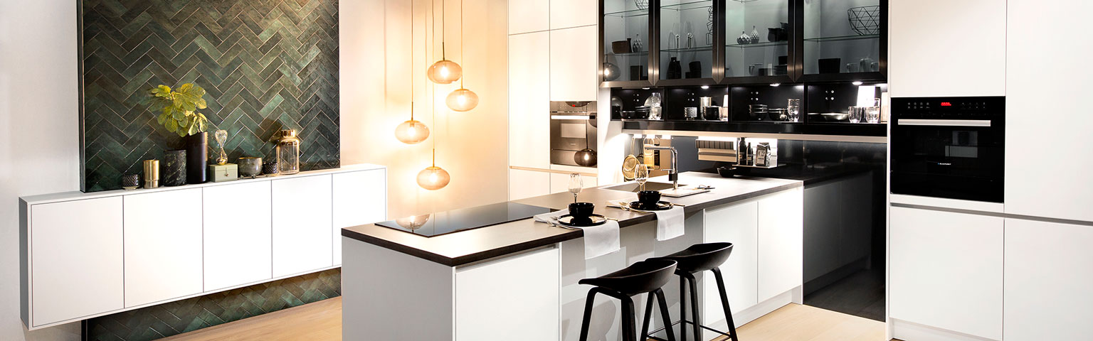 Wit keukeneiland | Keuken inspiratie | Eigenhuis Keukens