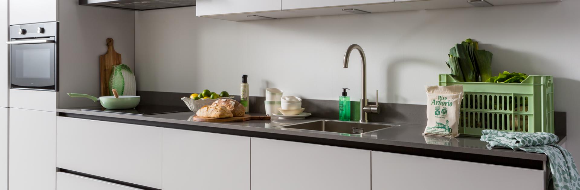 Witte Keuken Stijlvol En Tijdloos Keuken Inspiratie Eigenhuis Keukens