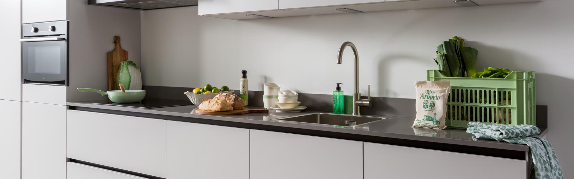 Luxe witte keukens | Eigenhuis Keukens