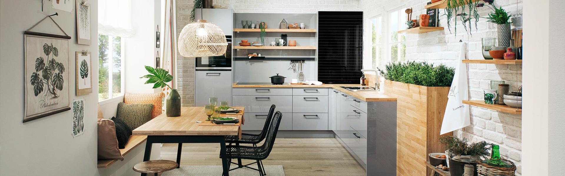 Woonkeuken | Eigenhuis Keukens