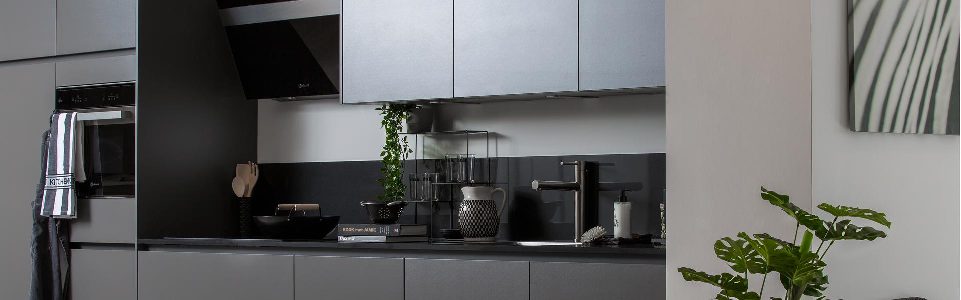 Zwarte keukens | Eigenhuis Keukens